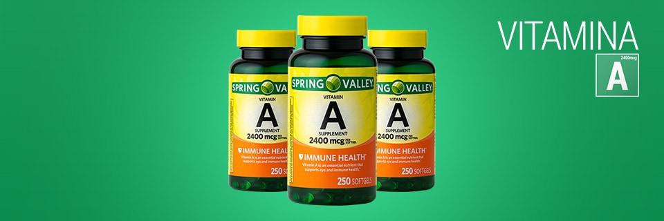 Comprar Vitamina A